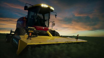 New Holland Agriculture TV Spot, 'Equipped for a New World'