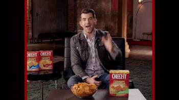 Cheez-It Grooves TV Spot, 'FX Network: Eats' Featuring Adam Gertier - Thumbnail 1