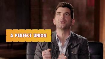 Cheez-It Grooves TV Spot, 'FX Network: Eats' Featuring Adam Gertier - Thumbnail 8
