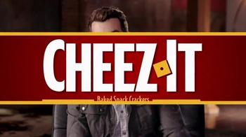 Cheez-It Grooves TV Spot, 'FX Network: Eats' Featuring Adam Gertier - Thumbnail 2