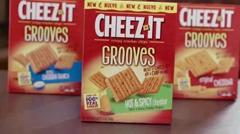 Cheez-It Grooves TV Spot, 'FX Network: Eats' Featuring Adam Gertier - Thumbnail 3