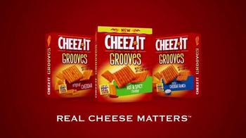 Cheez-It Grooves TV Spot, 'FX Network: Eats' Featuring Adam Gertier - Thumbnail 7