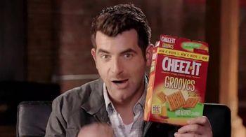 Cheez-It Grooves TV Spot, 'FX Network: Eats' Featuring Adam Gertier - 5 commercial airings