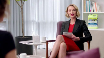 Cat's Pride Fresh & Light TV Spot, 'Odor Control' Featuring Katherine Heigl - 517 commercial airings