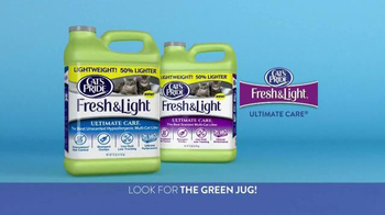 Cat's Pride Fresh & Light TV Spot, 'Odor Control' Featuring Katherine Heigl - Thumbnail 9