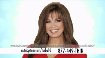 Nutrisystem Turbo10 TV Spot, 'No Counting or Measuring' Ft. Marie Osmond - Thumbnail 1