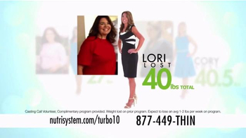 Nutrisystem Turbo10 TV Spot, 'No Counting or Measuring' Ft. Marie Osmond - Thumbnail 6