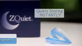 ZQuiet TV Spot, 'Better Sleep Relationship' - Thumbnail 3