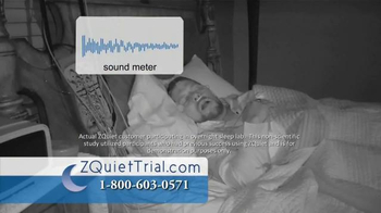 ZQuiet TV Spot, 'Better Sleep Relationship' - Thumbnail 7