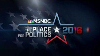 Make Dish Deliver TV Spot, 'MSNBC: Politics'