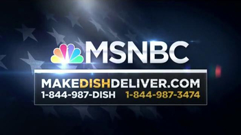 Make Dish Deliver TV Spot, 'MSNBC: Politics' - Thumbnail 8