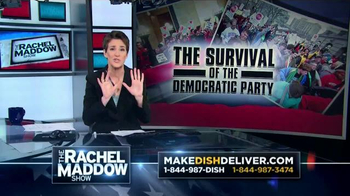 Make Dish Deliver TV Spot, 'MSNBC: Politics' - Thumbnail 4