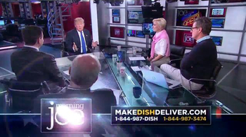 Make Dish Deliver TV Spot, 'MSNBC: Politics' - Thumbnail 5