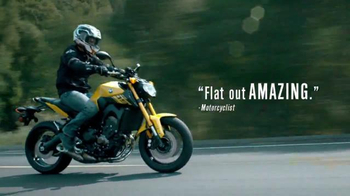Yamaha Motor Corp Get Out and Ride Sales Event TV Spot, 'Value of the Year' - Thumbnail 2
