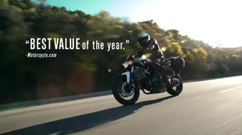 Yamaha Motor Corp Get Out and Ride Sales Event TV Spot, 'Value of the Year' - Thumbnail 5