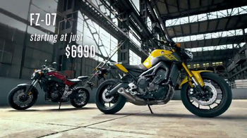 Yamaha Motor Corp Get Out and Ride Sales Event TV Spot, 'Value of the Year' - Thumbnail 7