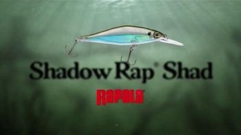 Rapala Shadow Rap Shad TV Spot, 'Beware of the Shadows' - Thumbnail 7