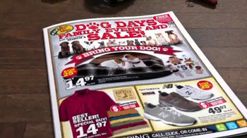 Bass Pro Shops Dog Days Family Event and Sale TV Spot, 'Boats' - Thumbnail 6