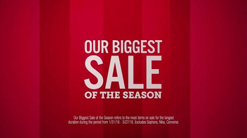 JCPenney Biggest Sale of the Season TV Spot, 'This Easter' - Thumbnail 1