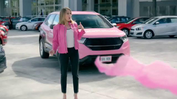 AutoNation Ram Truck Month TV Spot, 'Drive Pink: How Fast Can You Save' - Thumbnail 3