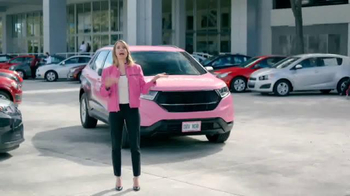 AutoNation Ram Truck Month TV Spot, 'Drive Pink: How Fast Can You Save'