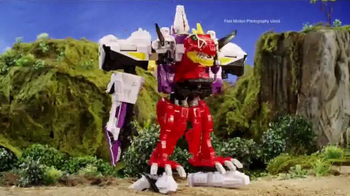 Power Rangers Dino Super Charge TV Spot, 'Mighty and Powerful' - Thumbnail 6