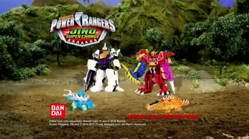 Power Rangers Dino Super Charge TV Spot, 'Mighty and Powerful' - Thumbnail 8