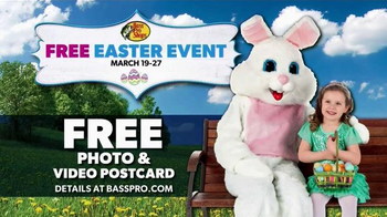 Bass Pro Shops Spring Into Savings Event TV Spot, 'Gear Up and Celebrate' - Thumbnail 6