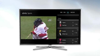 XFINITY MLB Extra Innings TV Spot, 'Favorite Players' - Thumbnail 5