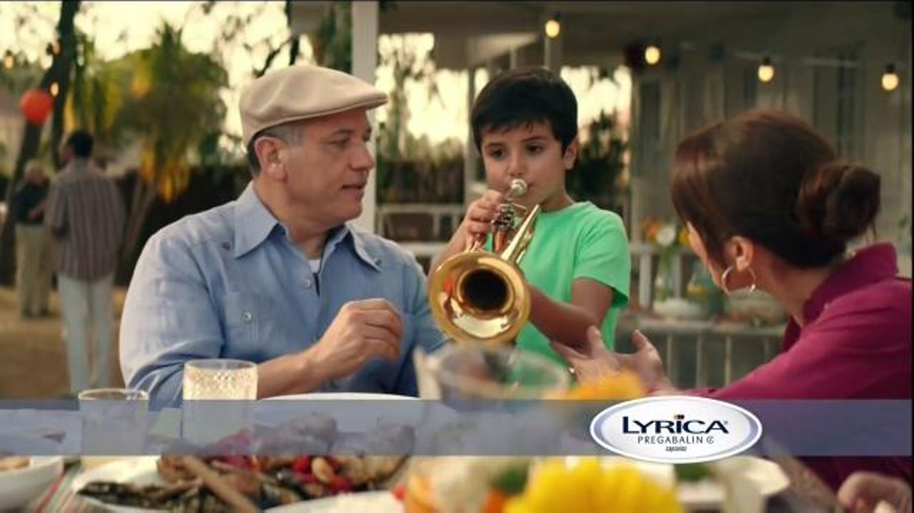 Lyrica TV Commercial, 'Keep the Beat Going'
