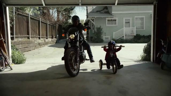 Harley-Davidson TV Spot, \'One Day\'