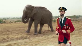 Hotels.com TV Spot, 'Captain Obvious Runs for President: The Road' - Thumbnail 3