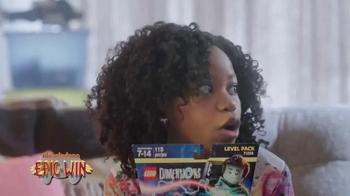 LEGO Dimensions TV Spot, 'Nickelodeon: Epic Win' - Thumbnail 4