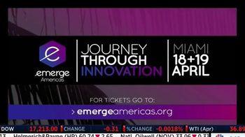 Emerge Americas TV Spot, 'CNBC: B2B Tech Event' - 27 commercial airings