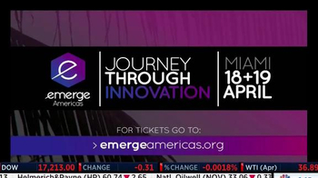 Emerge Americas TV Spot, 'CNBC: B2B Tech Event' - 27 commercial airings