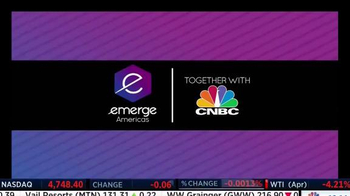 Emerge Americas TV Spot, 'CNBC: B2B Tech Event' - Thumbnail 3