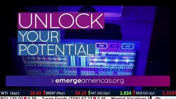 Emerge Americas TV Spot, 'CNBC: B2B Tech Event' - Thumbnail 6