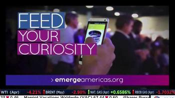 Emerge Americas TV Spot, 'CNBC: B2B Tech Event' - Thumbnail 7