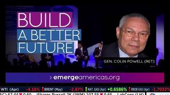 Emerge Americas TV Spot, 'CNBC: B2B Tech Event' - Thumbnail 8