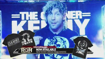 ROHWrestling.com TV Spot, 'Kenny The Cleaner T-shirts' - Thumbnail 3
