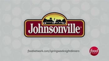 Johnsonville Sausage TV Spot, 'Food Network: Spring Weeknight Dinners' - Thumbnail 5