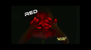 Jupiter Beams TV Spot, 'LED Finger Lights' - Thumbnail 5