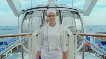 Royal Caribbean International TV Spot, 'Food Network: Chopped Open' - Thumbnail 1