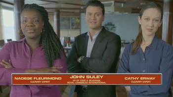 Royal Caribbean International TV Spot, 'Food Network: Chopped Open' - Thumbnail 5