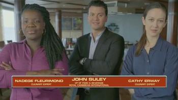 Royal Caribbean International TV Spot, 'Food Network: Chopped Open'
