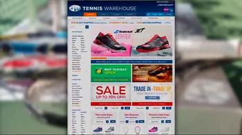Tennis Warehouse TV Spot, 'Gear Up: Top Rackets of 2016' - Thumbnail 9