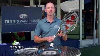 Tennis Warehouse TV Spot, 'Gear Up: Top Rackets of 2016' - Thumbnail 2