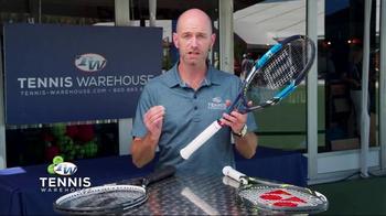 Tennis Warehouse TV Spot, 'Gear Up: Top Rackets of 2016' - Thumbnail 5
