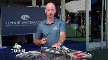 Tennis Warehouse TV Spot, 'Gear Up: Top Rackets of 2016' - Thumbnail 6