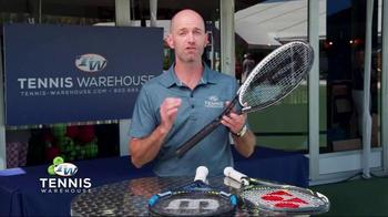 Tennis Warehouse TV Spot, 'Gear Up: Top Rackets of 2016' - Thumbnail 7